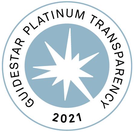 2021 Platinum Seal of Transparency